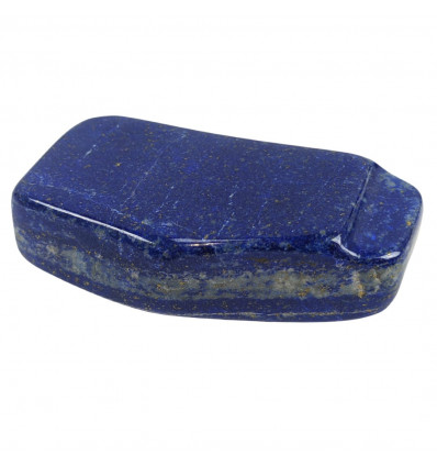 Lapis Lazuli - Free Form Polie 130 x 53 x 16 mm / 218g