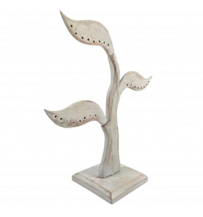 arbre présentoir à bijoux boucles d'oreilles. Achat pas cher.