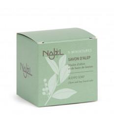 Sapone di aleppo per gli ospiti. Acquisto di sapone ospite naturale bio a buon mercato.