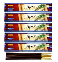 Incense Ajaro. Lot of 60 sticks brand Satya Sai Baba