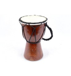 Mini Djembe musical Instrument, and object decoration