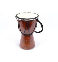 Mini Djembe Strumento musicale, e oggetto di decorazione