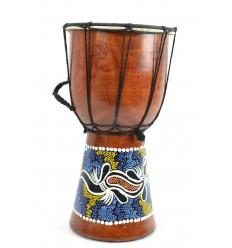 Acquisto Djembe per i principianti H30cm fatta da un artigiano specializzato.